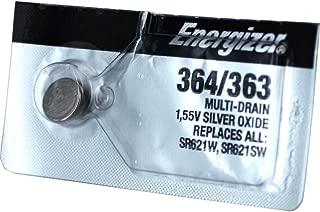 Energizer 1.5v #364/363 Watch/calculator Batts