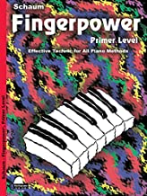 Fingerpower - Primer Level (Schaum Publications Fingerpower(R))