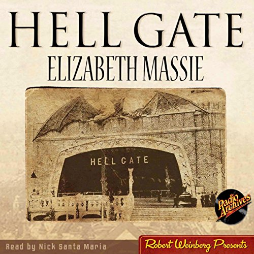 Hell Gate audiobook cover art