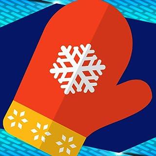 Collage de fotos de invierno