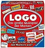 Ravensburger Spiele 26083 - LOGO - Das große Quizspiel der Marken