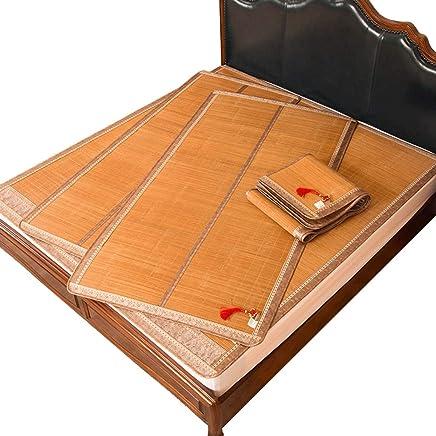 DUAN GUO FENG DGF Bambusmatte Klapp Klapp Klapp Einzelbett Schülerschlafzimmer Doppelseitige Einzel Bambusmatte B07H91LB1P   Qualität Produkte  d8b941