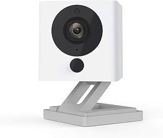 Wyze Cam Wireless Smart Home Security Camera | 1080p HD Indoor Night Vision Surveillance 2-Way Audio | Person Detection | ...