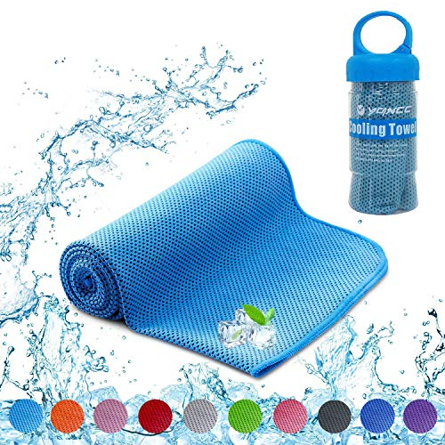 Sporthandtuch Sport Fitness Jogging ICE Cold Instant Cooling Cool Chill-Tuch
