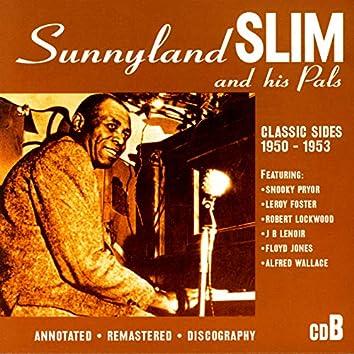 Classic Sides 1950-1953 (CD B)