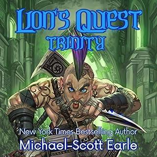 Lion's Quest: Trinity audiobook cover art