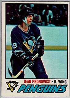 Hockey NHL 1977-78 Topps #261 Jean Pronovost