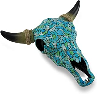 Best cow skull turquoise Reviews