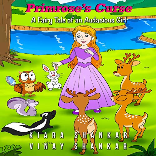 Primrose's Curse audiobook cover art