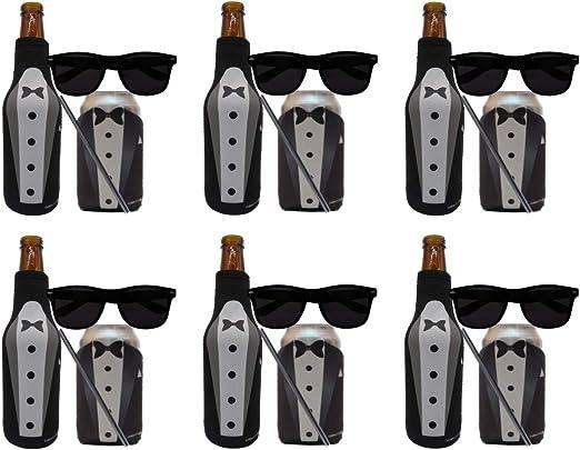 This Funny Tuxedo Groomsmen Set
