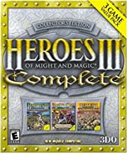 Heroes of Might and Magic III Complete (PC)