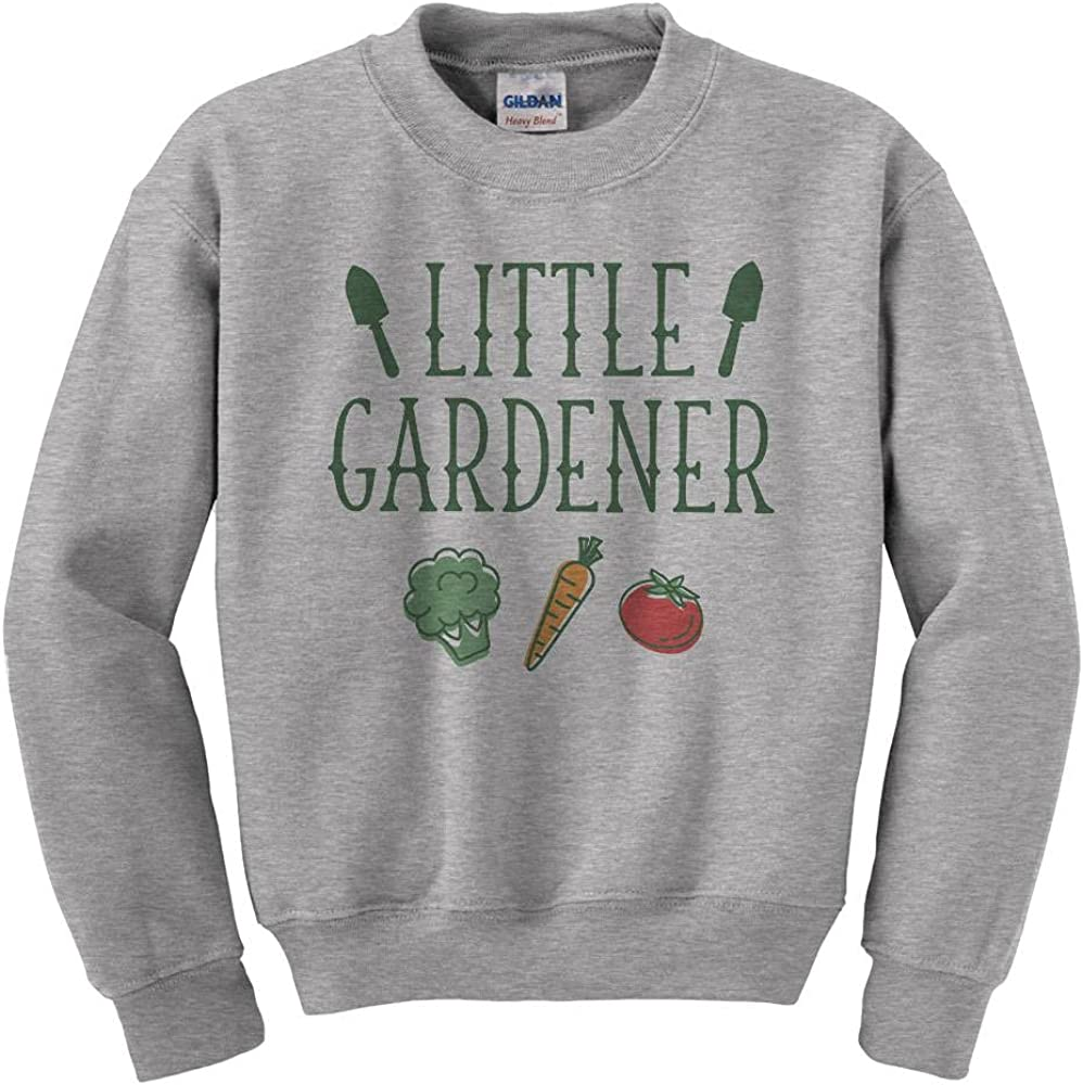 Little Gardener Kids Sweatshirt Youth Arlington New sales Mall
