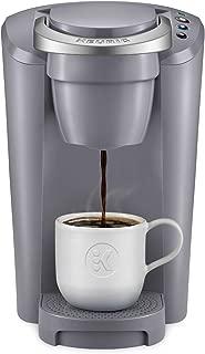 Keurig K-Compact Single-Serve K-Cup Pod Coffee Maker (Grey)