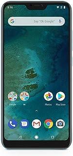 Xiaomi Mi A2 Lite Dual SIM - 64GB, 4GB RAM, 4G LTE, Blue – International Version-19060