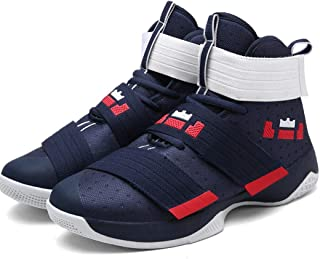 Mrh.Dar Basketball Shoes for Men High Top Minimalist Shoes Performance Sports Running Sneakers Ultra Boost Shoes