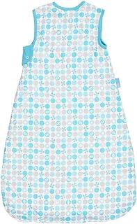 The Gro Company Grobag Beach Balls Blue Lightweave Sleeping Bag for 0-6 Months Baby