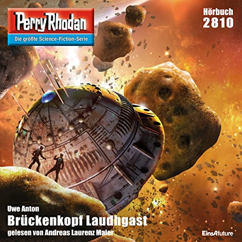 Brückenkopf Laudhgast (Perry Rhodan 2810) Titelbild