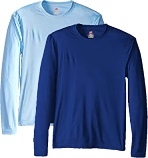 Hanes Performance Men's Long-Sleeve T-Shirt