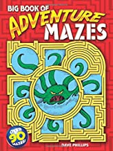 Big Book of Adventure Mazes (Dover Children's Activity Books)