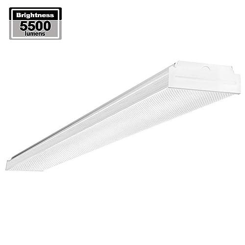 4 Foot LED Light Fixture: Amazon.com