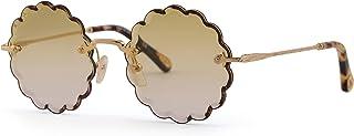 نظارات شمسية من كلوي CE 142 S 826 ذهبي/متدرج أصفر