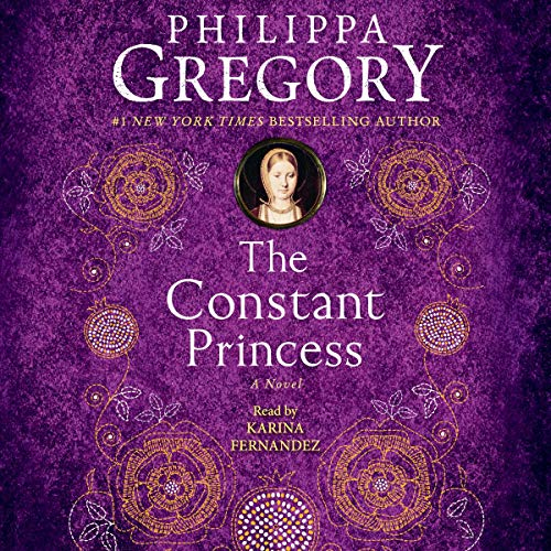 The Constant Princess  By  cover art