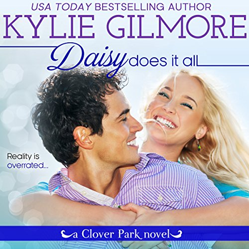 Daisy Does It All audiobook cover art