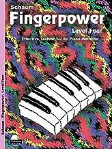 Fingerpower (Schaum Publications Fingerpower)