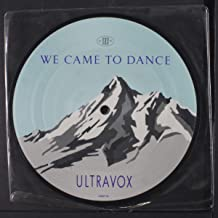 we came to dance / overlook