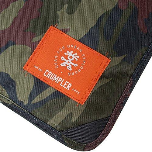 Crumpler WSL13-004 Notebooktasche Notebook-Hülle Camouflage - Notebooktaschen (Notebook-Hülle, Camouflage)