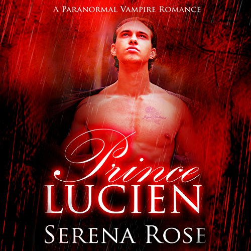 Prince Lucien audiobook cover art