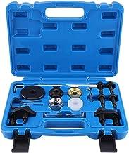 VEPEN Professional Timing Locking Tool Set, 17 PCS Diesel Engine Timing Tool Fitting Kit fit for Audi VAG Series TSI TFSI EA888 1.8 2.0, 2006-2013