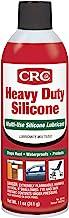 CRC Heavy Duty Silicone Lubricant, 11 Wt Oz