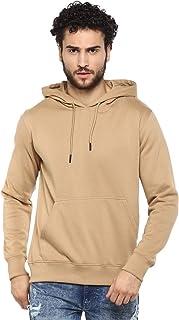 Alan Jones Clothing Men's Fleece Hooded Hoodie