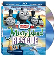 Thomas & Friends: Misty Island Rescue [Blu-ray+DVD] [Import]