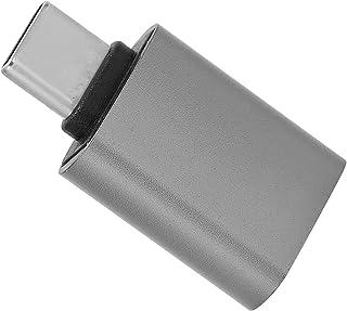 Gedourain Convertisseur de Type C, Dissipation Thermique Rapide Connectez Plusieurs appareils Adaptateur 10G Adaptateur de...