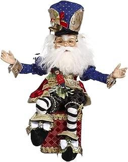 Mark Roberts North Pole Drummer Elf Stocking Holder #51-85470