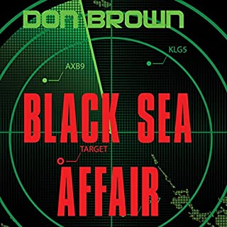 Black Sea Affair audiobook cover art