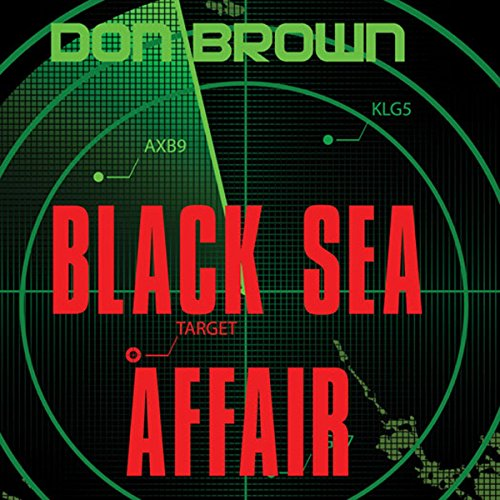 Black Sea Affair audiobook cover art