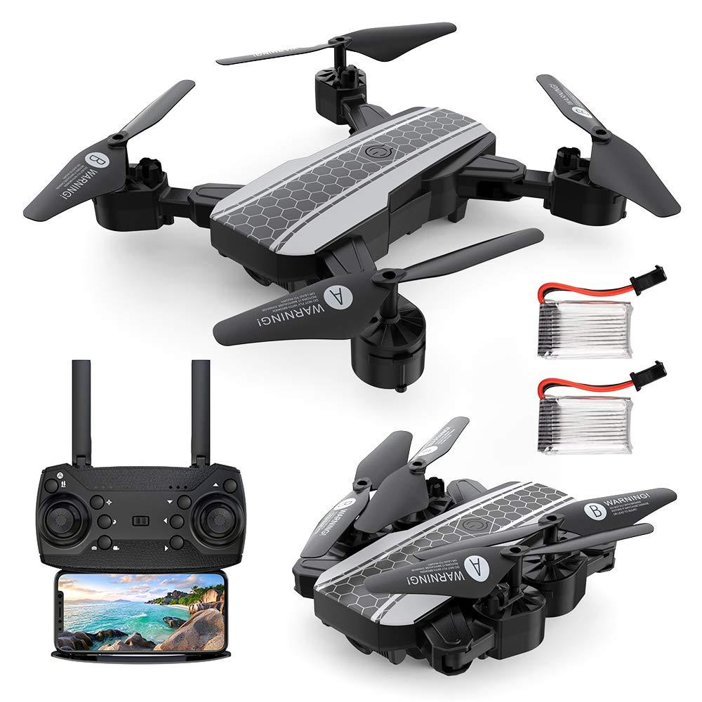 RAGU Foldable Controlled Quadcopter Wide Angle