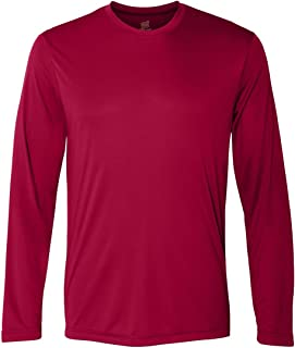 Cool DRI Performance Long-Sleeve T-Shirt (482L)