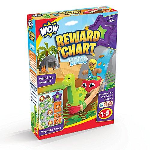 WOW Toys - Belohnungstafeln, Größe 3 Jahre