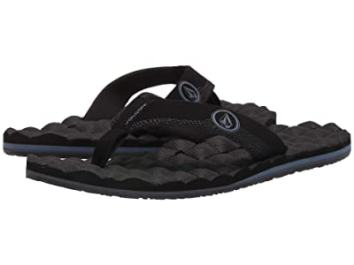 Volcom Recliner (Blue/Black) Men