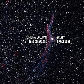 Velvet Space Love (feat. Toni Staresinic)