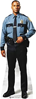 Police Officer (Male) Life-Size Standup Poster , 26x76