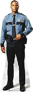 Advanced Graphics Policeman Life Size Cardboard Cutout Standup
