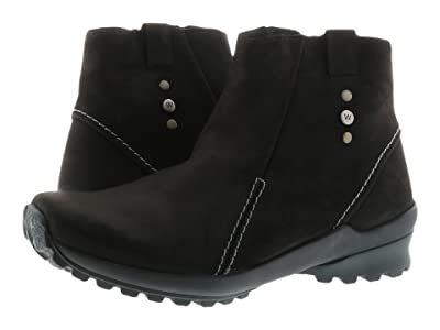 Wolky Zion (Black Nepal Oiled Leather) Women