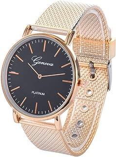 Jeramery Men's Quartz Watch, Luxury Business Fashion Casual Sport Watches Classic Stainless Steel Wrist Watch for Men