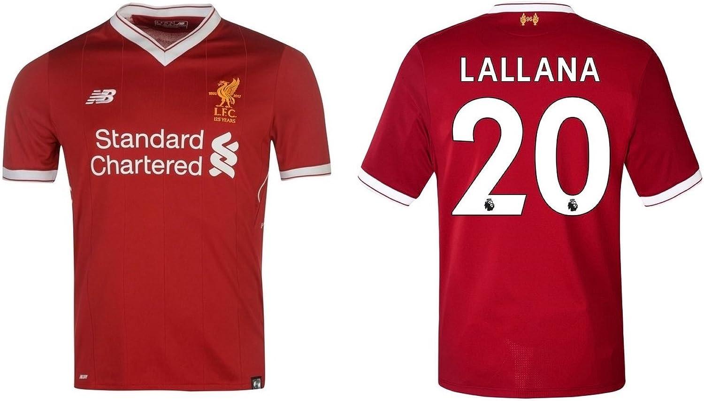 Trikot Kinder FC Liverpool 2017-2018 Home - Lallana 20