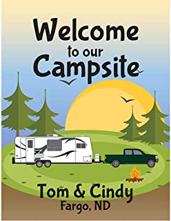 Best personalized camping flag Reviews